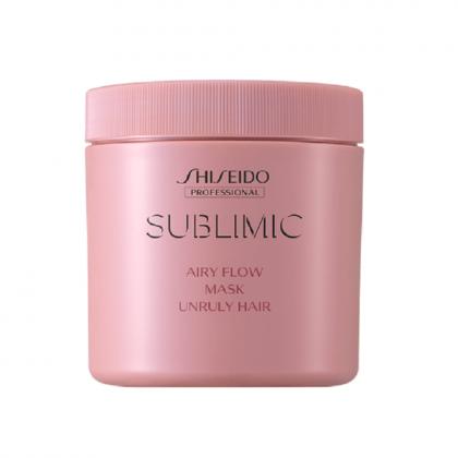 Shiseido Professional Sublimic Airy Flow Mask - 680g