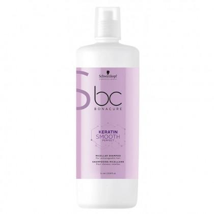 Schwarzkopf BC Keratin Smooth Perfect Micellar Shampoo - 1000ml