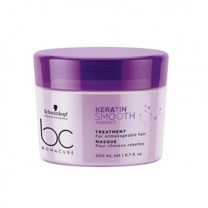 Schwarzkopf BC Keratin Smooth Perfect Treatment - 200ml