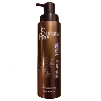 Nuspa Argan Oil From Morocco Sulfate Free Shampoo - 400ml