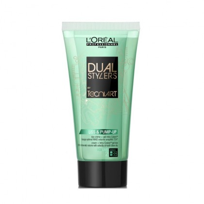 Loreal Professionnel Techi.ART Dual Stylers Liss & Pump Up - 150ml