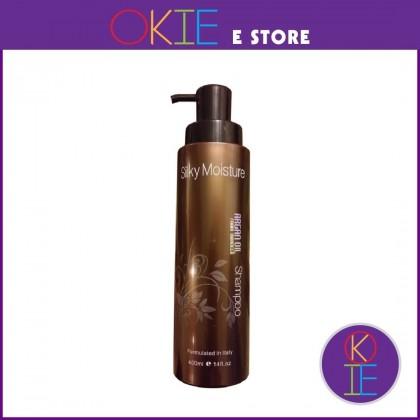 Nuspa Argan Oil From Morocco Silky Moisture Shampoo - 400ml